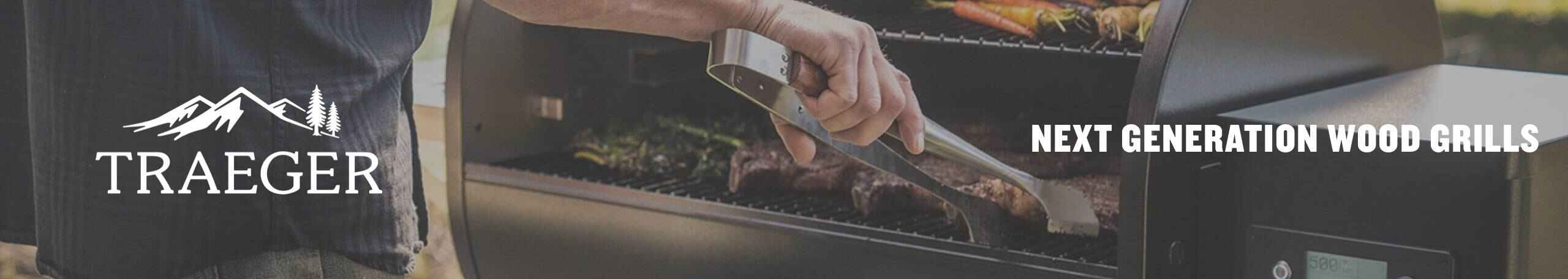 More about Traeger Grills at Niehaus Lumber