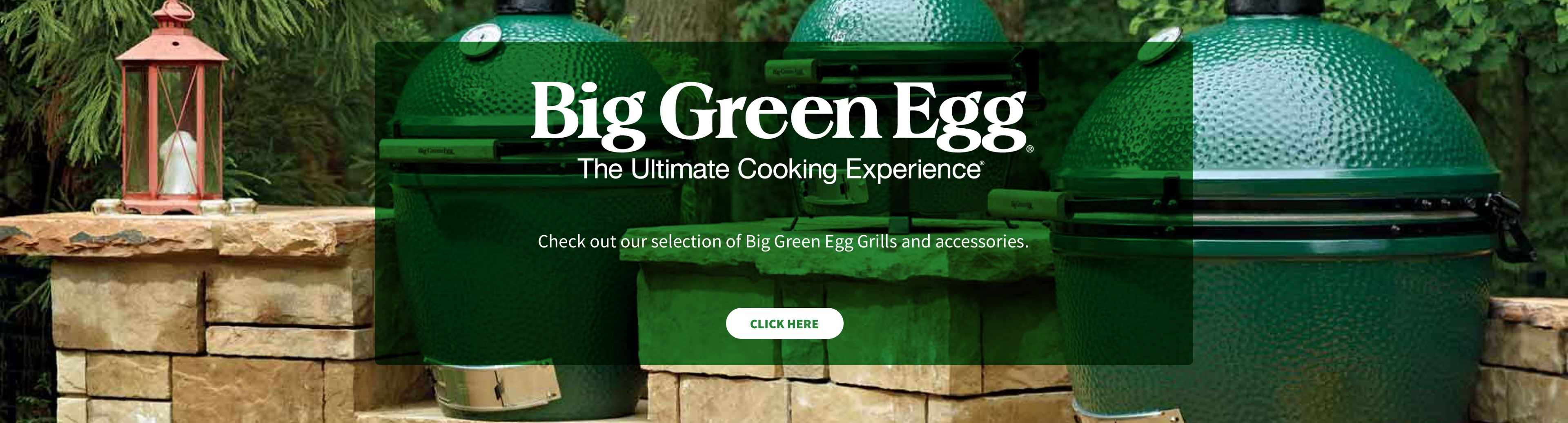 More about Big Green Egg at Niehaus Lumber