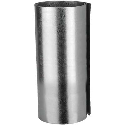 NorWesco 20 In. x 50 Ft. Mill Galvanized Roll Valley Flashing