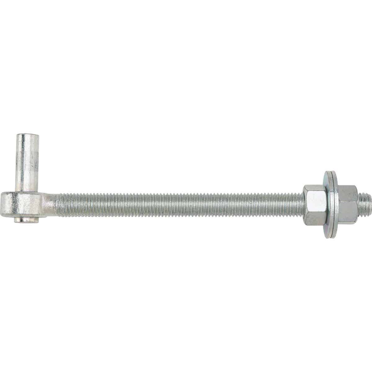 National 3/4 In. x 10 In. Zinc Bolt Hook Image 2