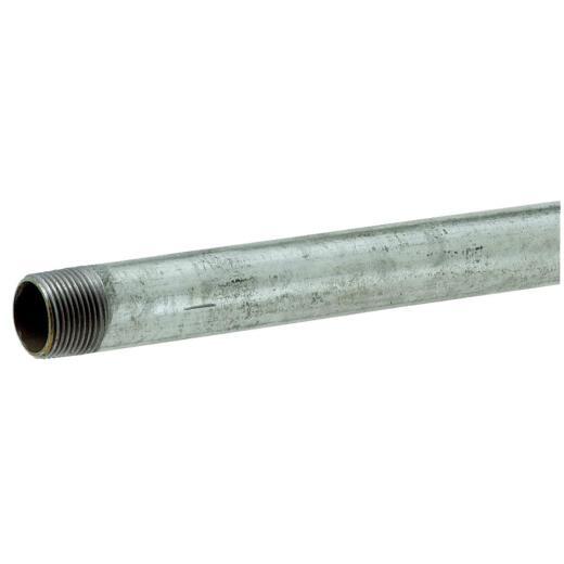 Galvanized & Black Pipe