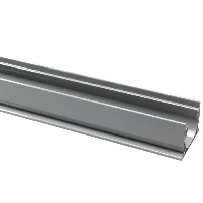 NDS 10 Ft. Gray PVC Spee-D Channel Drain