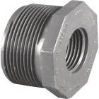 Charlotte Pipe 2 In. MPT x 1-1/4 In. FPT Schedule 80 Reducing PVC Bushing Image 1