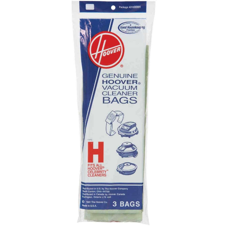 Hoover Type H Standard Vacuum Bag (3-Pack) Image 1