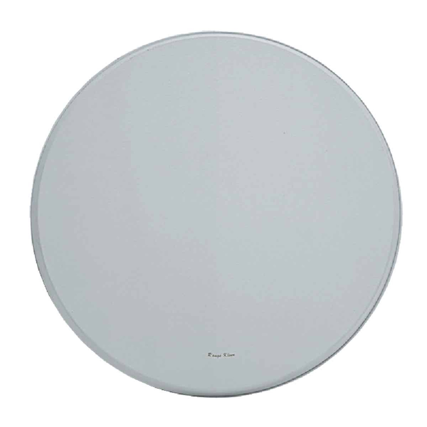 Range Kleen Round Metal White Burner Cover (4-Count) Image 1