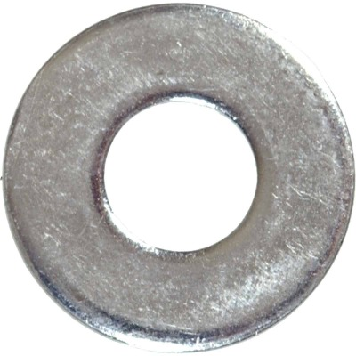 Hillman 1/2 In. Steel Zinc Plated Flat USS Washer (5 Ct,)