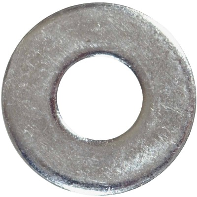 Hillman 7/16 In. Steel Zinc Plated Flat USS Washer (205 Ct., 5 Lb.)