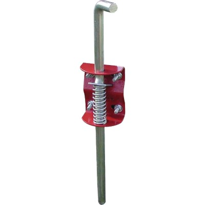 Speeco 1-3/4 In. to 2 In. Dia. Red Steel Gate Anchor