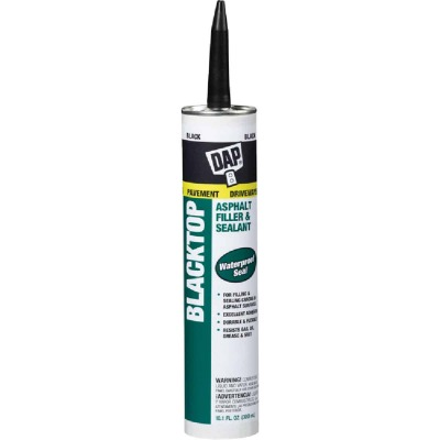 DAP 10.1 Oz. Blacktop Asphalt Sealant